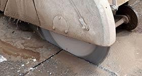 rezanje betona