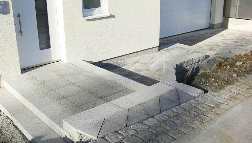 Kamenarski radovi uređenje dvorišta