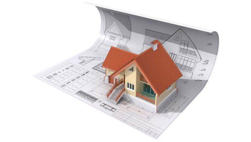 Roh-bau gradnja kuće
